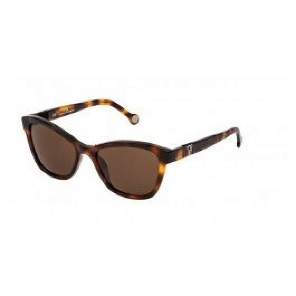 نظارات كارولينا شمسية للنساء - شكل كات أي - لون تايقر - زكي