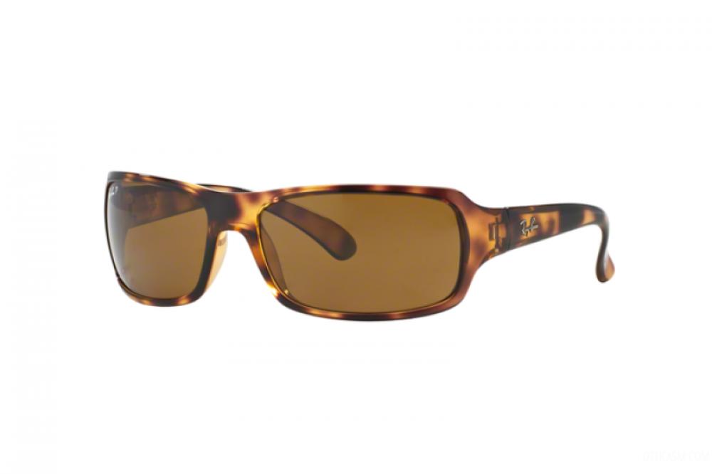 نظارة ريبان شمسية للرجال -  تايجر - شكل مستطيل - زكي للبصريات
