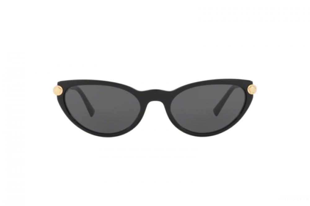شراء نظارات شمسية نسائية فرزاتشي - كات وي - لون أسود - زكي للبصريات