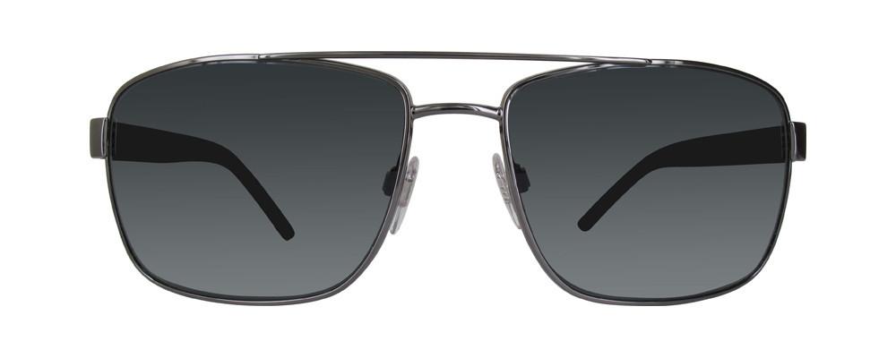 شراء نظاره بربري شمسيه للجنسين - مستطيل - اسود - زكي