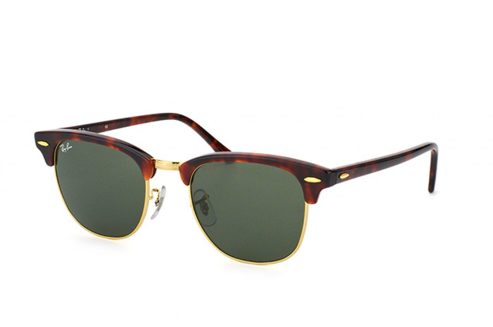 نظارة ريبان شمسية للرجال - شكل واي فيرر - لون تايقر - زكي للبصريات