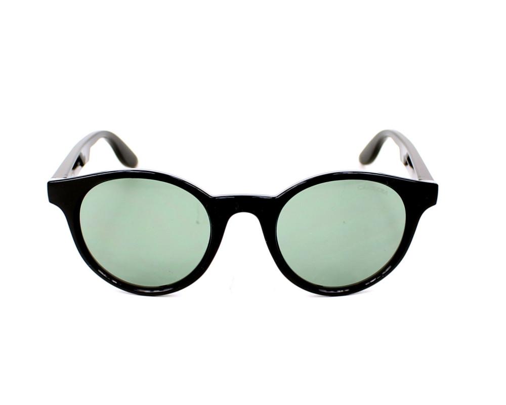 سعر نظارة كاريرا شمسية رجاليه - شكل دائري - لون أسود - زكي للبصريات
