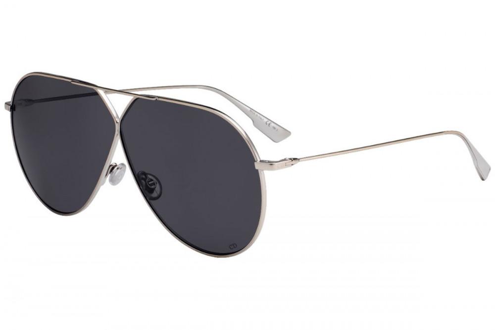 نظارة ديور هوم شمسية للرجال - افياتور - لون اسود - زكي للبصريات