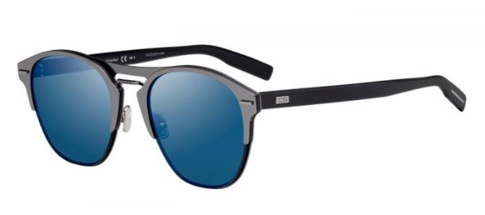 نظارة ديور شمسية للرجال - افياتور - لون فضي - زكي للبصريات