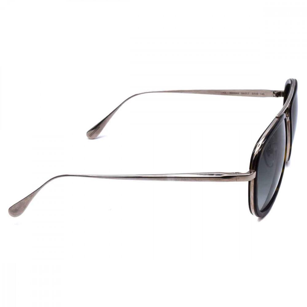 افضل نظارات دنهل شمس رجالية - افياتور - لون أسود - زكي للبصريات