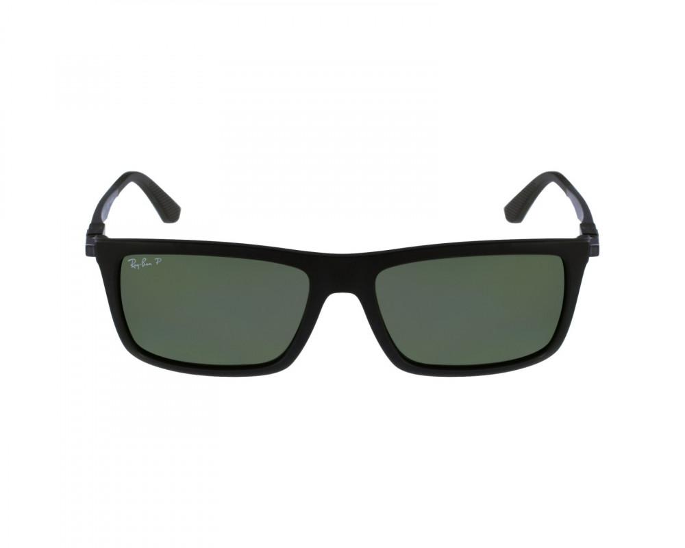 سعر نظارة ريبان شمسية للرجال - لون اسود - مستطيلة الشكل - زكي للبصريات