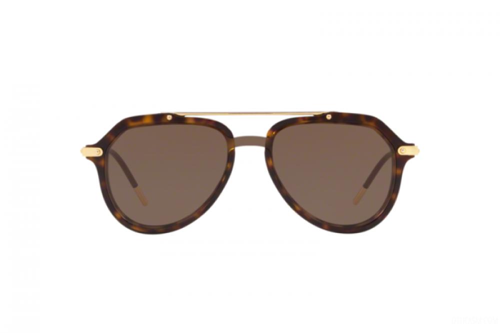 سعر نظارة دولسي اند جابانا شمسية للرجال - افياتور - لون تايقر - زكي