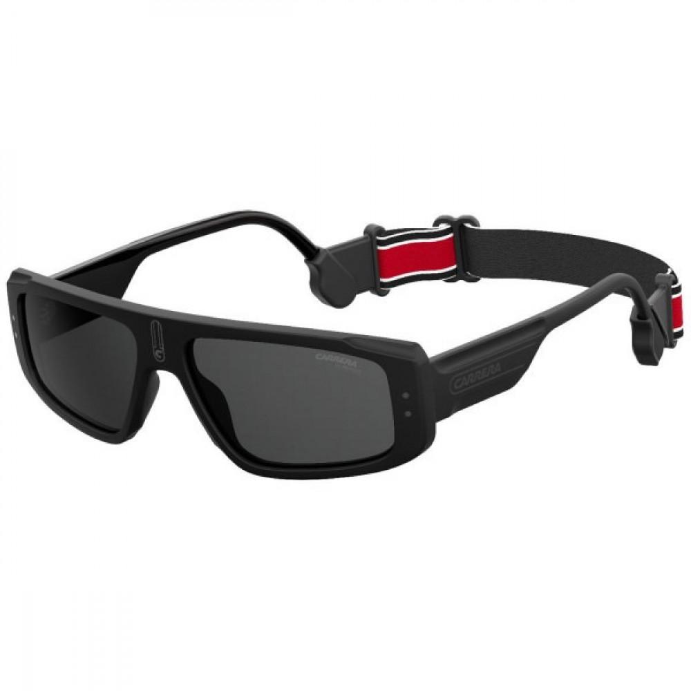 نظارات ماركة carrera شمسية للجنسين - ماسك - لون اسود - زكي للبصريات
