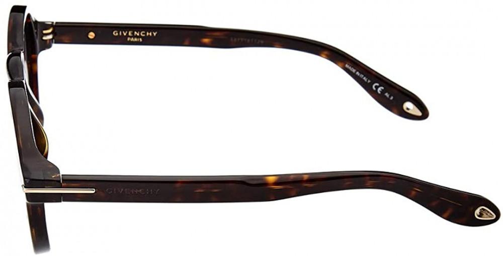 شراء نظارة جيفنشي شمسيه للجنسين - شكل دائري - لون أسود - زكي للبصريات