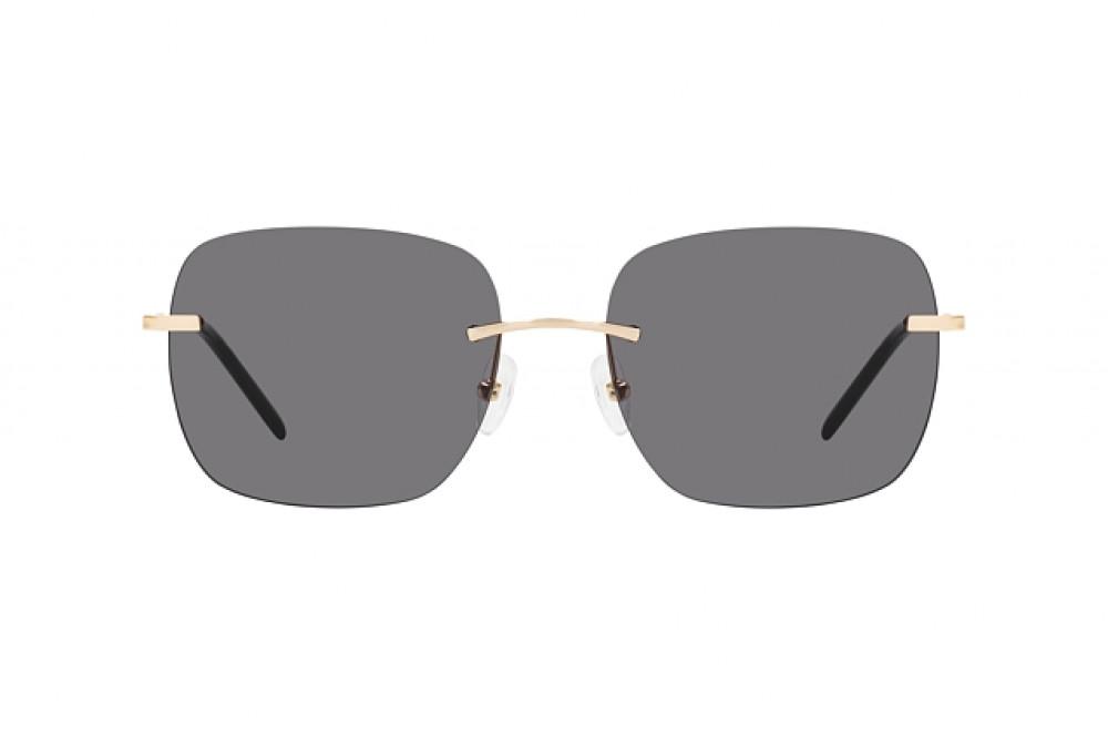 سعر نظارة شمسية كالفن كلاين للنساء - شكل مربع - لون اسود - زكي