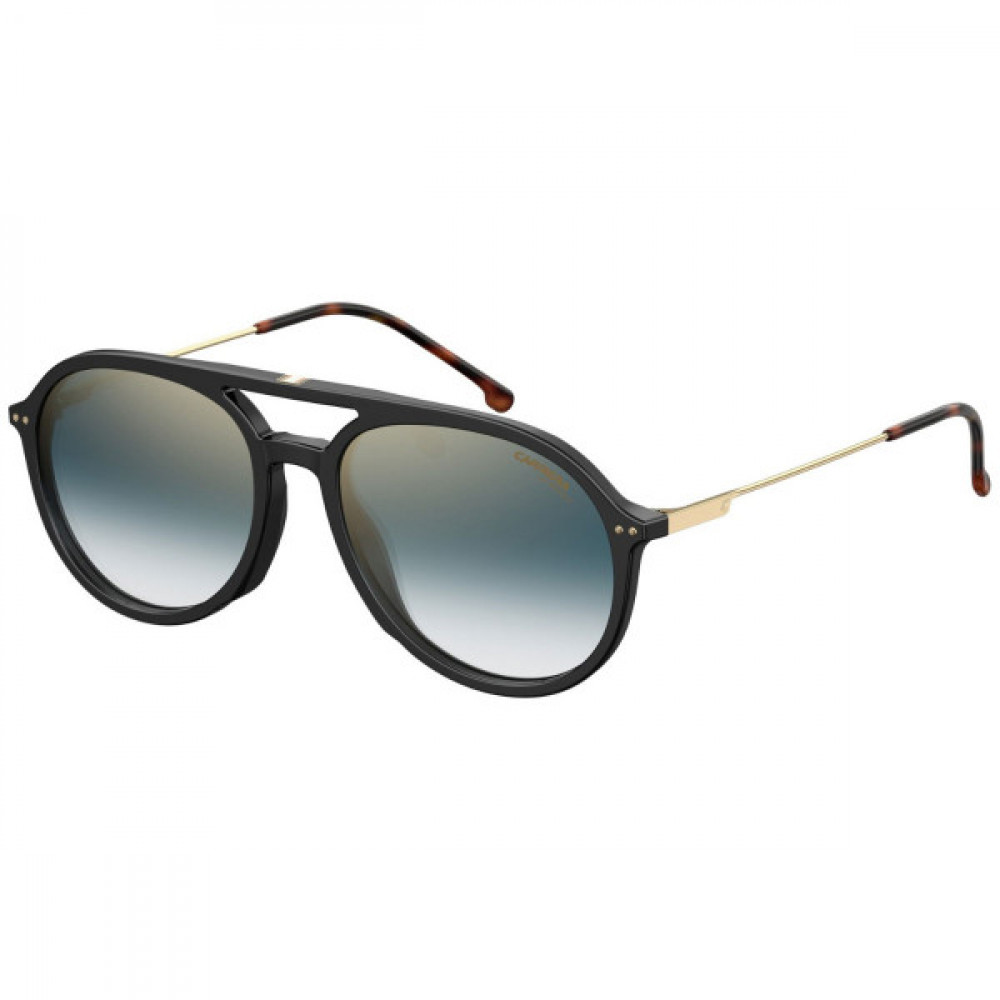 نظارة كاريرا شمسية للرجال - أفياتور - لونها أسود - زكي للبصريات