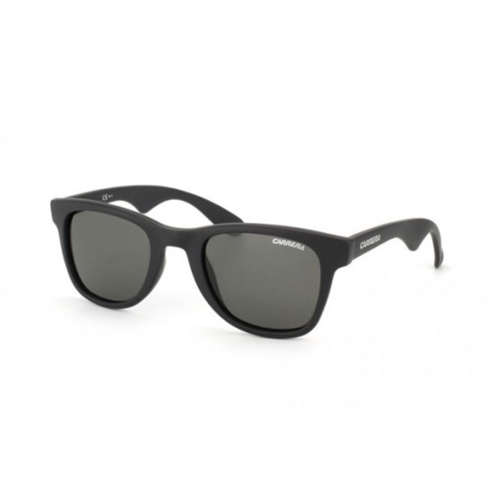 نظارة كاريرا شمسية للرجال - شكل مربع - لون أسود - زكي للبصريات