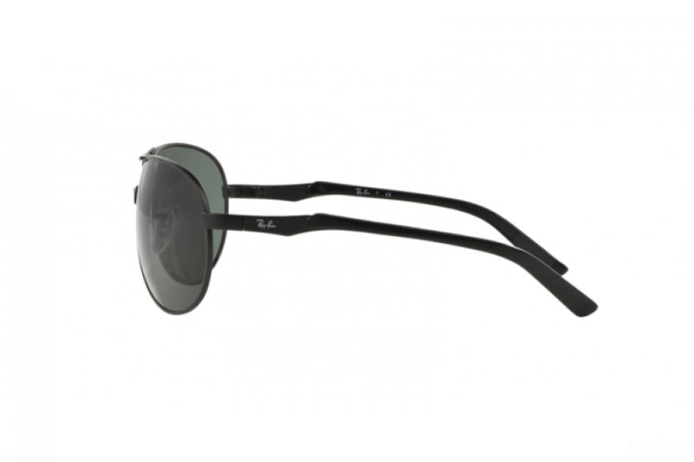احسن نظارة ريبان شمسية للرجال - أسود - افياتور - زكي للبصريات