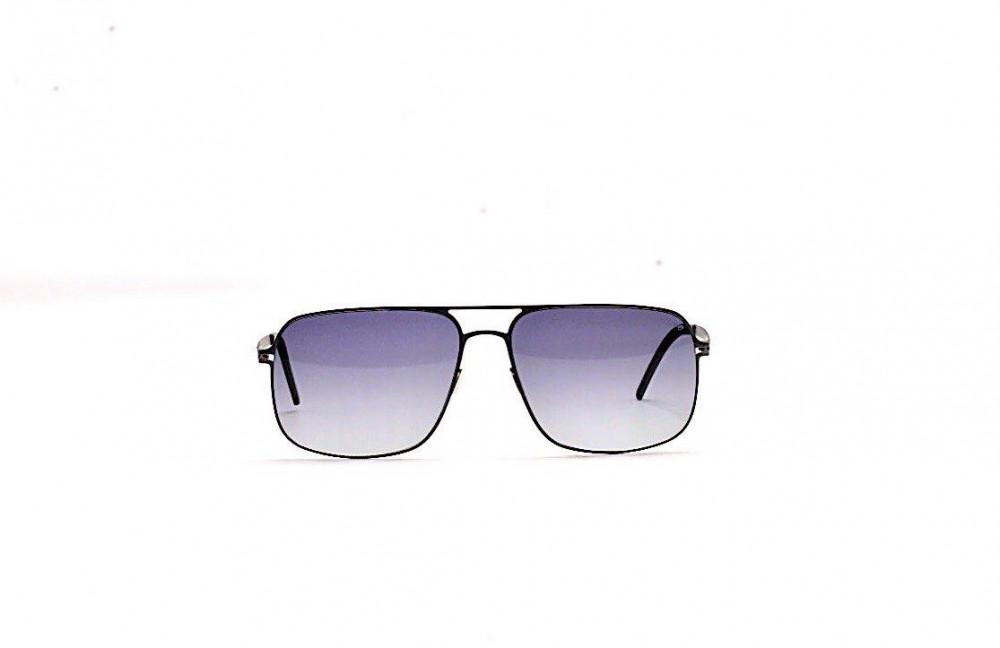سعر نظارة لومير شمسية للرجال - شكل غير منتظم - لون رمادي - زكي