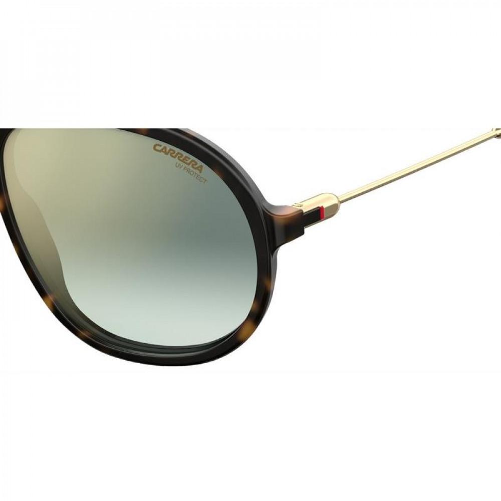 احسن نظارة كاريرا شمس للرجال - شكل افياتور - لون تايقر - زكي للبصريات