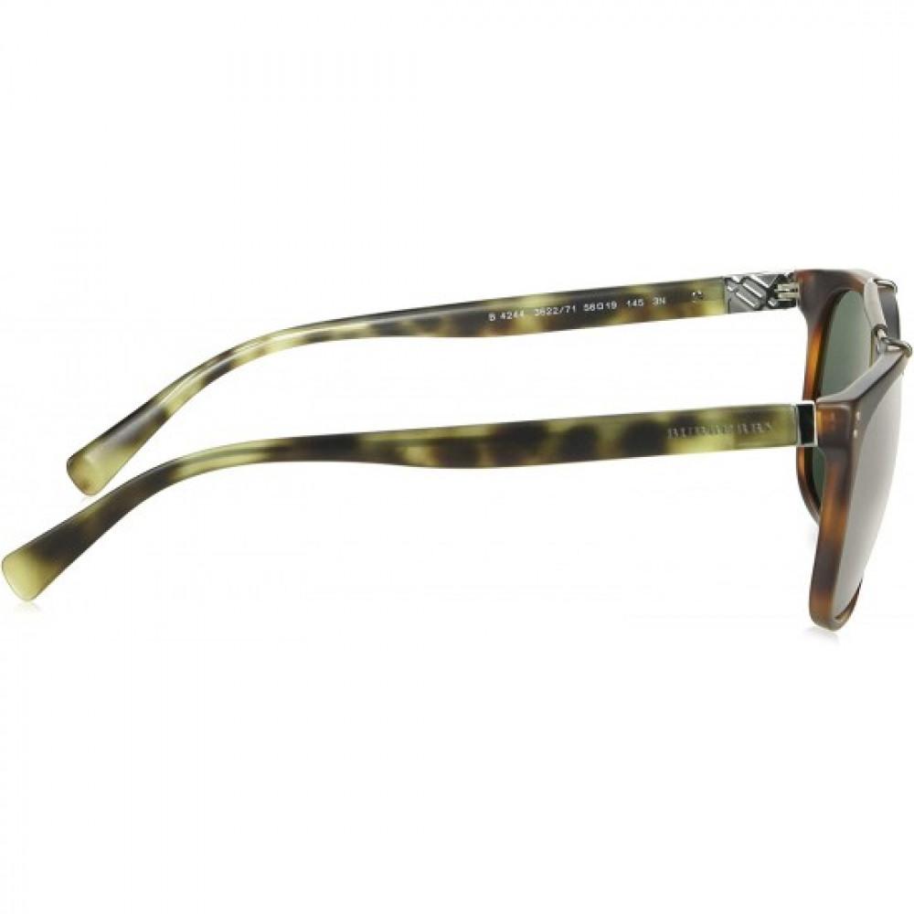 نظارة بربري شمسية للرجال - شكل واي فيرر - لون تايقر - زكي للبصريات