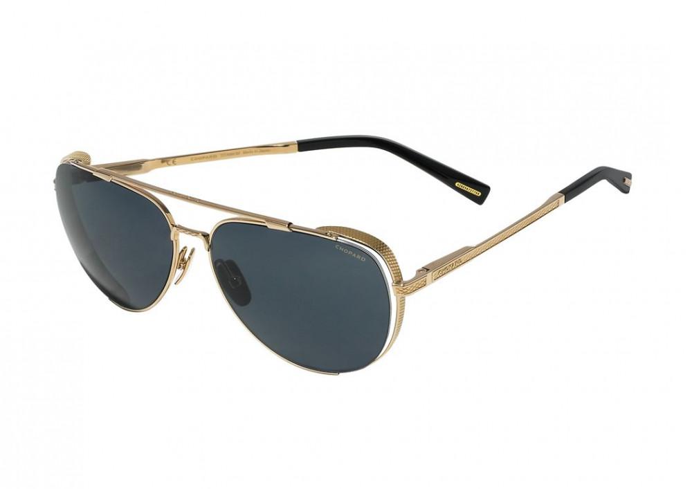 نظارة شوبارد شمسية للجنسين - افياتور - لون نحاسي - زكي للبصريات