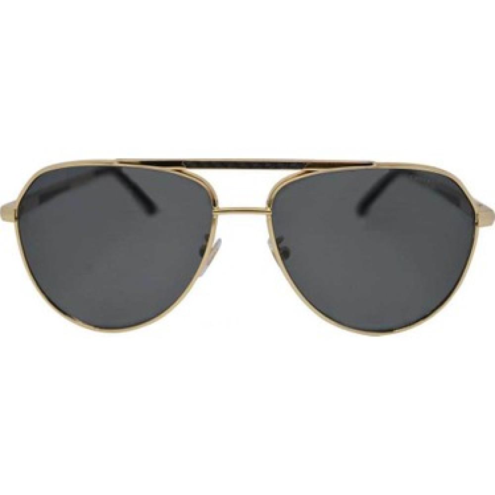 سعر نظارة شوبارد شمسية للرجال - شكل أفياتور - لون ذهبي - زكي للبصريات