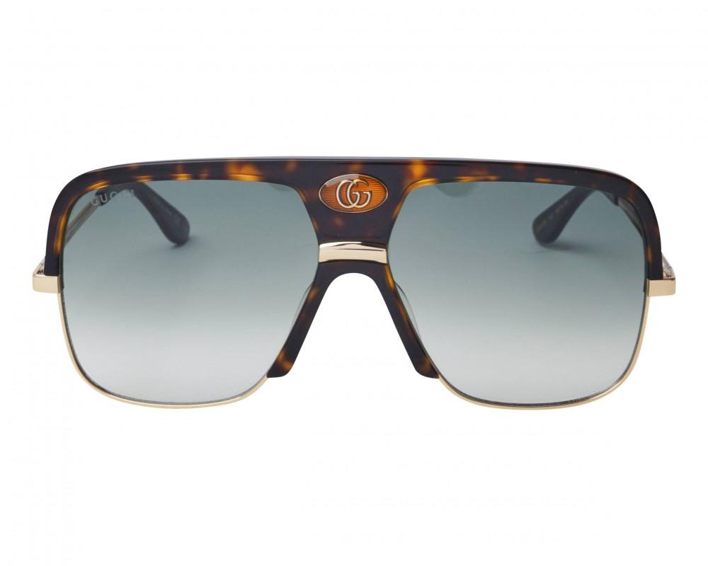 افضل نظارة قوتشي شمسية للرجال - شكل مربع - تايقر - زكي للبصريات