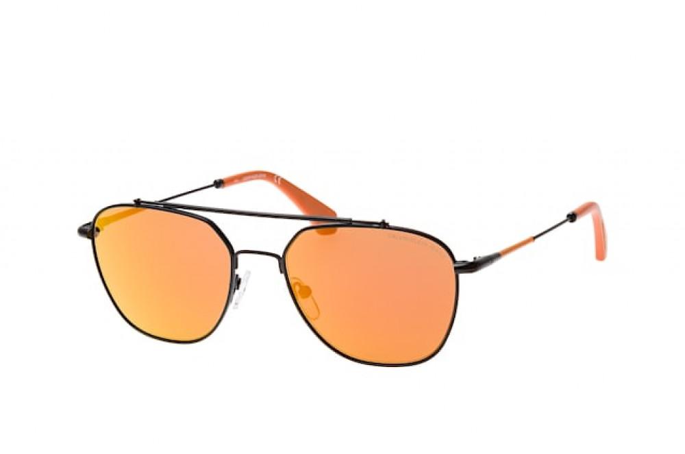 نظارات كالفن كلاين الشمسية للرجال - أسود - أفياتور - زكي للبصريات