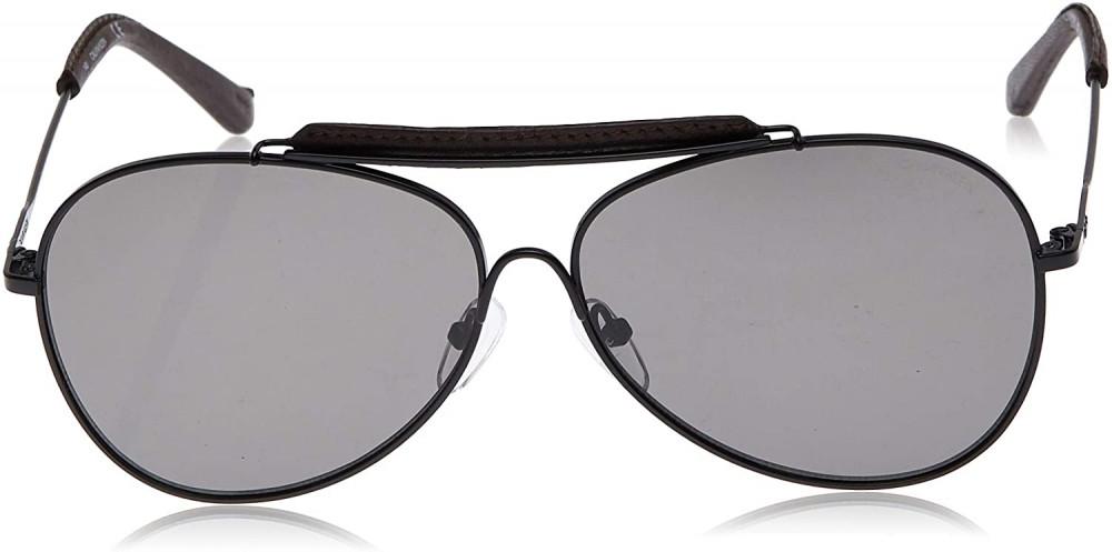شراء نظارات كالفن كلاين الشمسية للرجال - أفياتور - أسود - زكي للبصريات