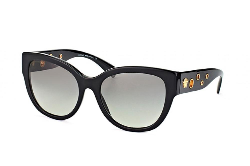 نظارات شمسية نسائية فرزاتشي - كات اي - لون اسود - زكي للبصريات