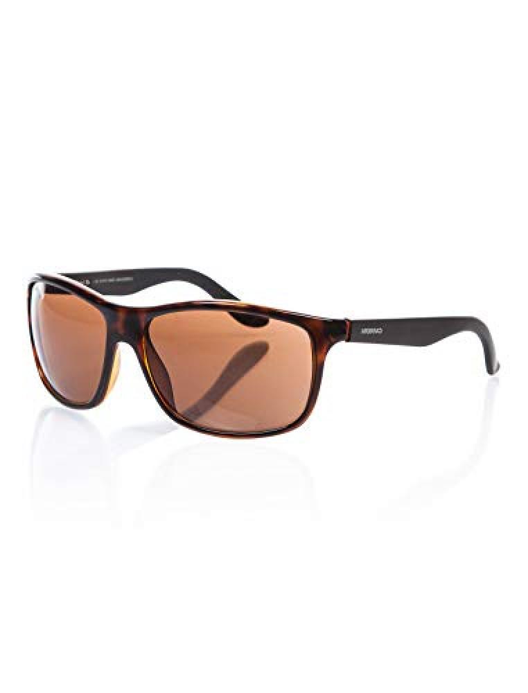 نظارة كاريرا شمسية للرجال - شكل مستطيل - لون تايقر - زكي للبصريات