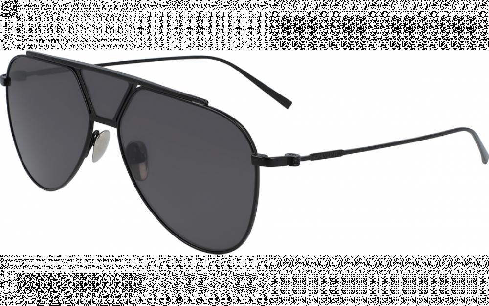 نظارات كالفن كلاين الشمسية للرجال - لون اسود - افياتور - زكي للبصريات