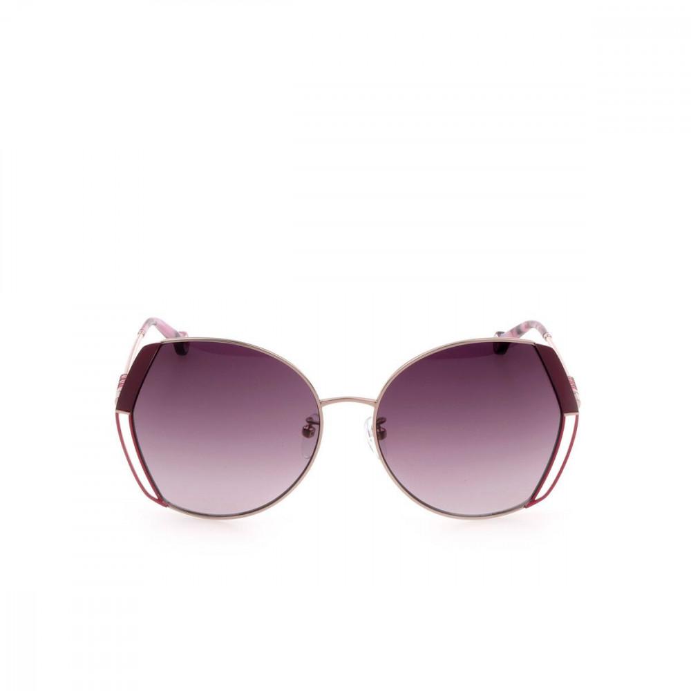 سعر نظارات كارولينا شمسية للنساء - غير منتظمة الشكل - لون ذهبي - زكي
