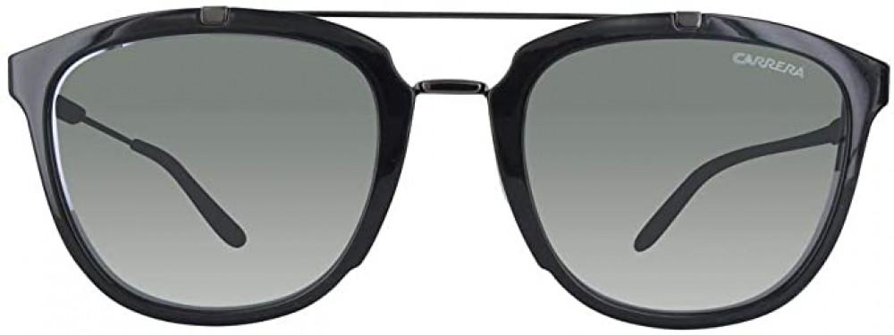 سعر نظارة كاريرا شمسية للرجال - شكل واي فيرر - لون أسود - زكي للبصريات