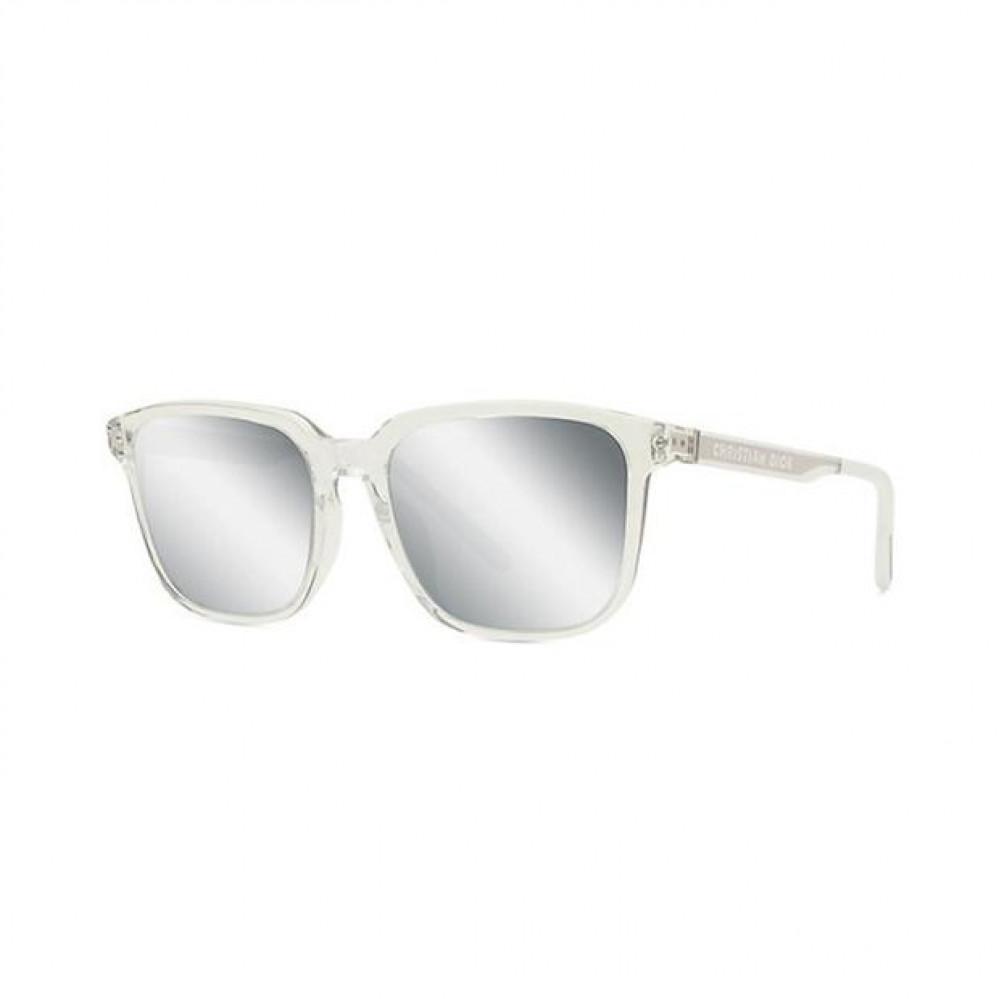 ماركة dior نظارات شمسية للرجال - واي فيرر - لون شفاف - زكي