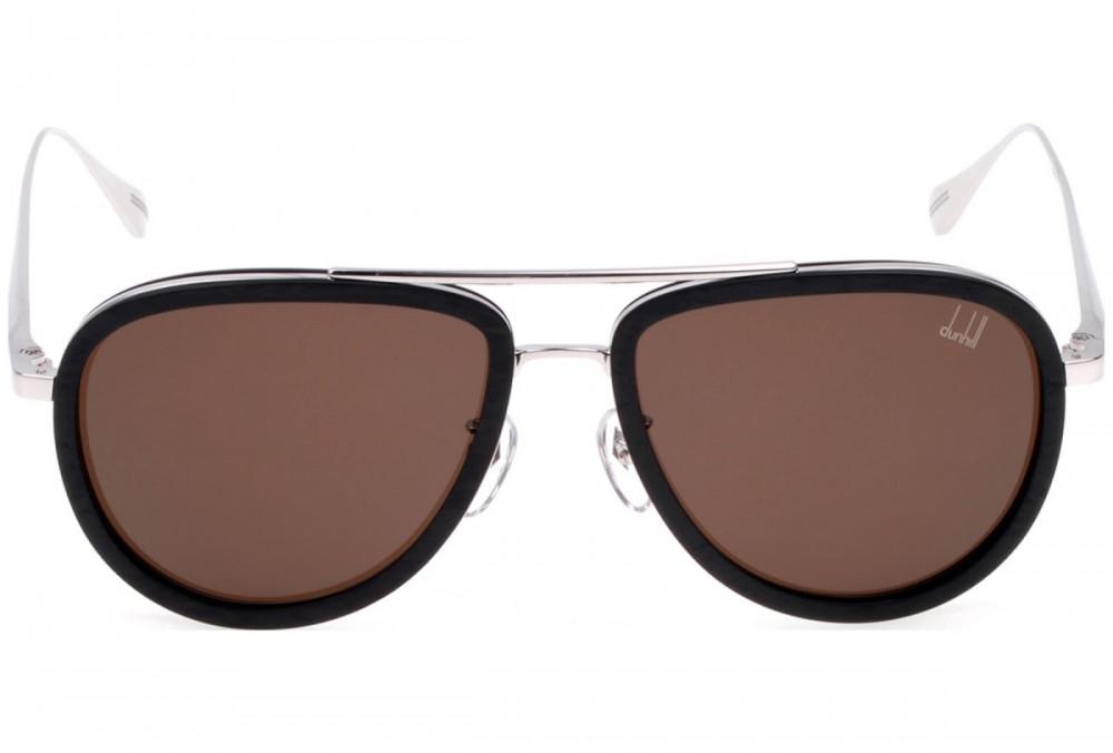 سعر نظارات دنهل شمسيه للجنسين - افياتور - لون أسود - زكي للبصريات
