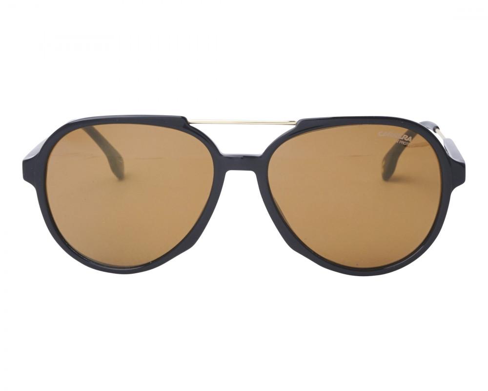 شراء نظارات ماركة carrera شمسية للرجال - افياتور - اسود - زكي