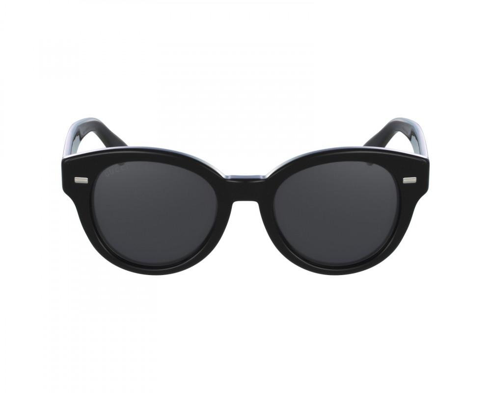 سعر نظارة قوتشي شمسية للجنسين - شكل دائري - لون اسود - زكي للبصريات