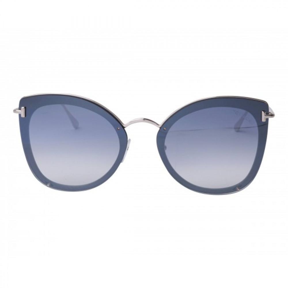 سعر نظارات توم فورد نسائي شمسية - كات اي - لون فضي - زكي للبصريات