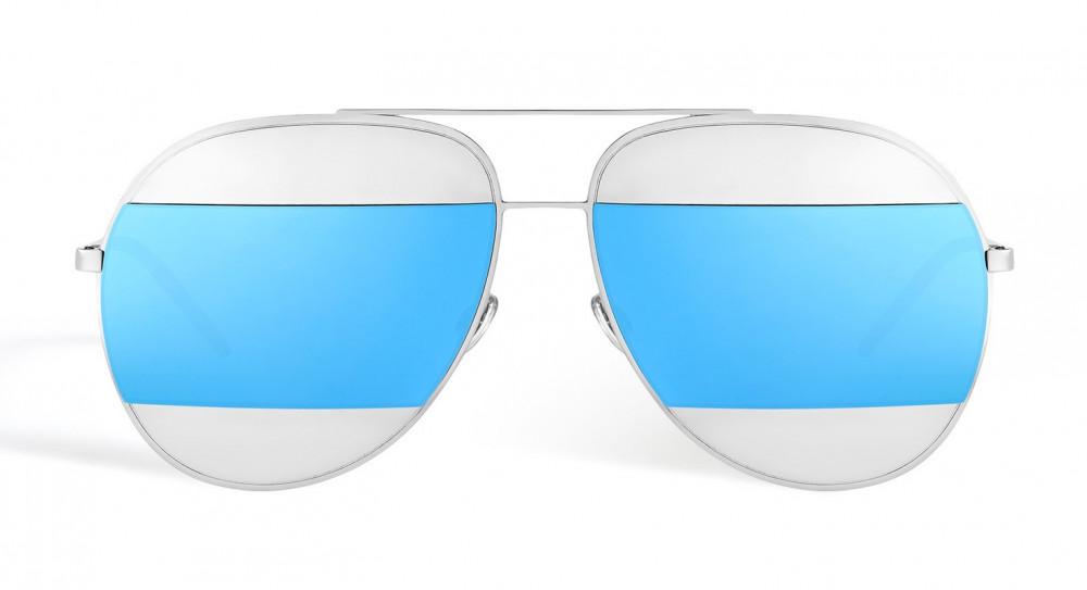 افضل نظارة ديور شمسية للرجال - افياتور - لون رمادي - زكي للبصريات