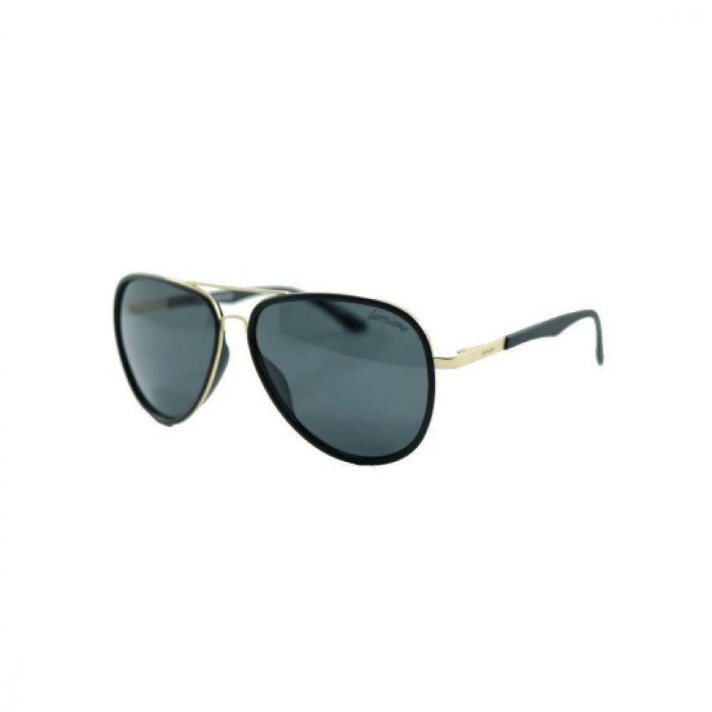 نظارة لومير شمسيه للرجال - الشكل افياتور - زكي