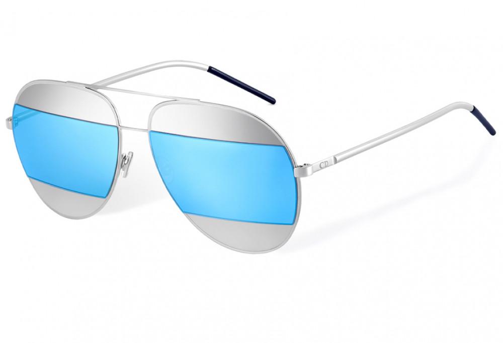 نظارة ديور شمسية للرجال - افياتور - لون رمادي - زكي للبصريات