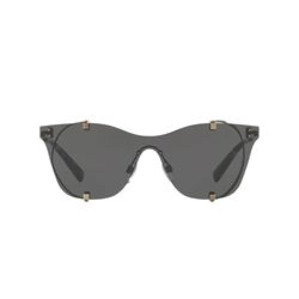 شراء نظارة فالنتينو شمسية للنساء - كات أي - لون رمادي - زكي للبصريات