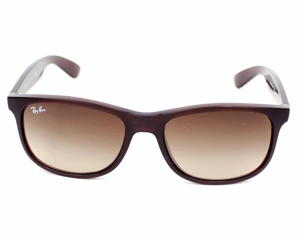 شراء نظارة ريبان شمسية للرجال - واي فير بني - زكي للبصريات