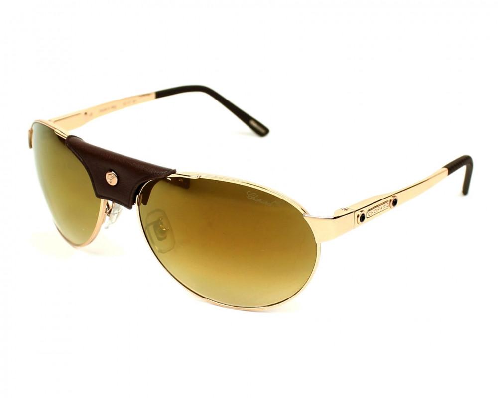 نظارة شوبارد شمسيه للرجال - افياتور - لون بني - زكي للبصريات