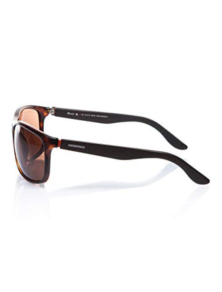 احسن نظارة كاريرا شمسية للرجال - شكل مستطيل - لون تايقر - زكي للبصريات