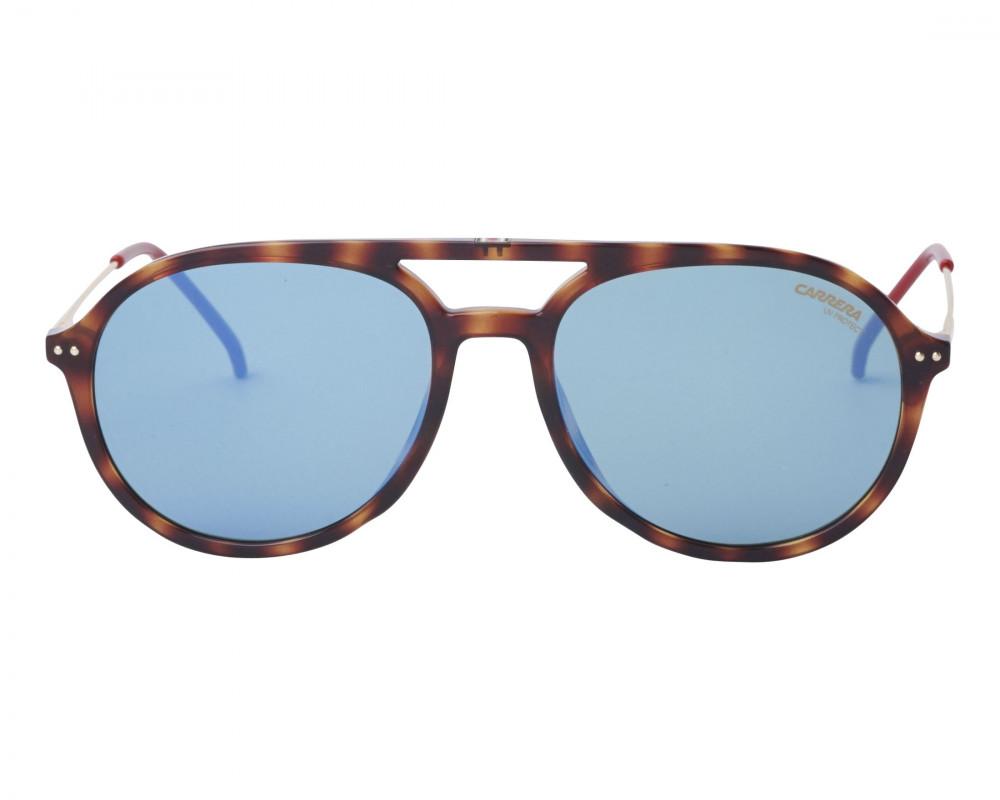 سعر نظارة كاريرا شمسية للرجال - شكل دائري - لون تايقر - زكي للبصريات