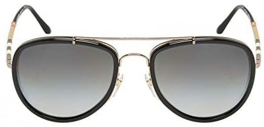 شراء نظاره بربري شمسيه للجنسين - افياتور - اسود - زكي