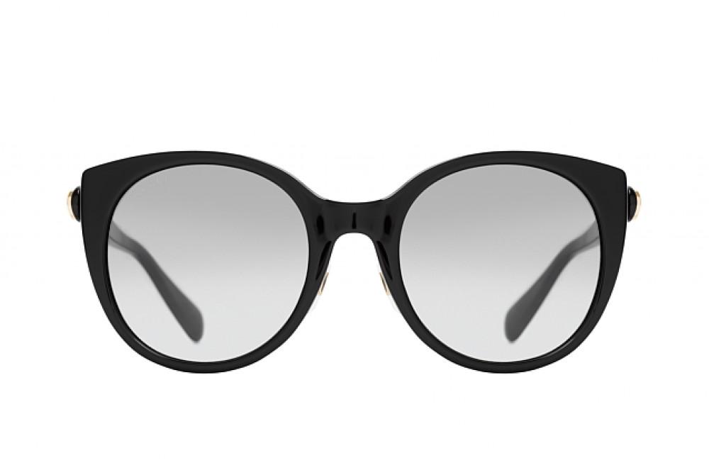 شراء نظارة قوتشي نسائي شمس - شكل كات أي - لون أسود - زكي