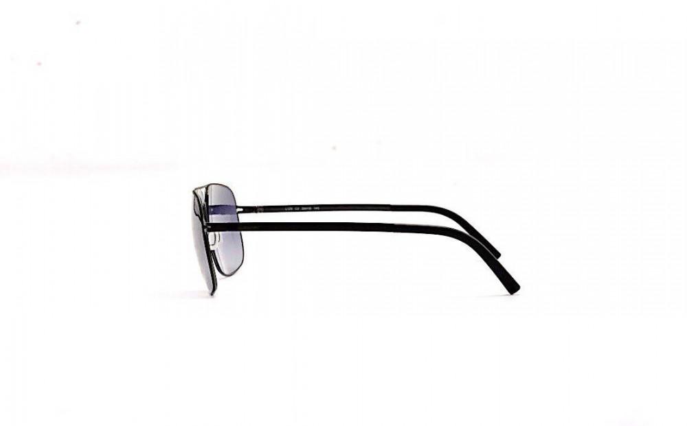 شراء نظارة لومير شمسية للرجال - شكل غير منتظم - لون رمادي - زكي