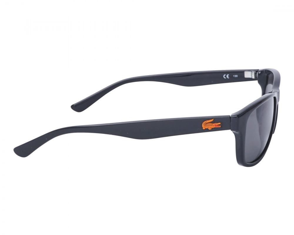 سعر نظارات شمسية رجالية لاكوست - بيضوي - اسود - زكي للبصريات