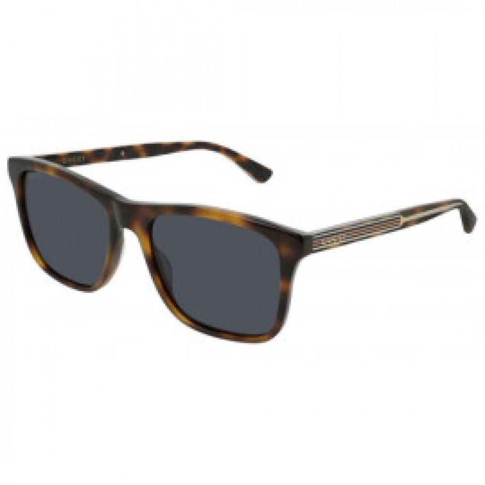 نظارة قوتشي شمسية للجنسين - شكل مربع - لون تايقر - زكي للبصريات