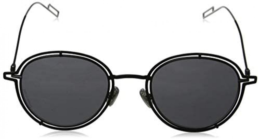 سعر نظارة ديور شمسية للجنسين - شكل دائري - لون أسود - زكي للبصريات