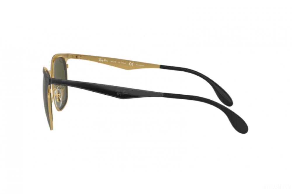 احسن نظارة ريبان شمسية للرجال - واي فيير - اسود - زكي للبصريات